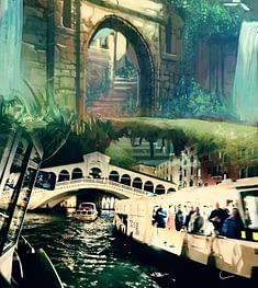 Valtoybob The bridge Venice