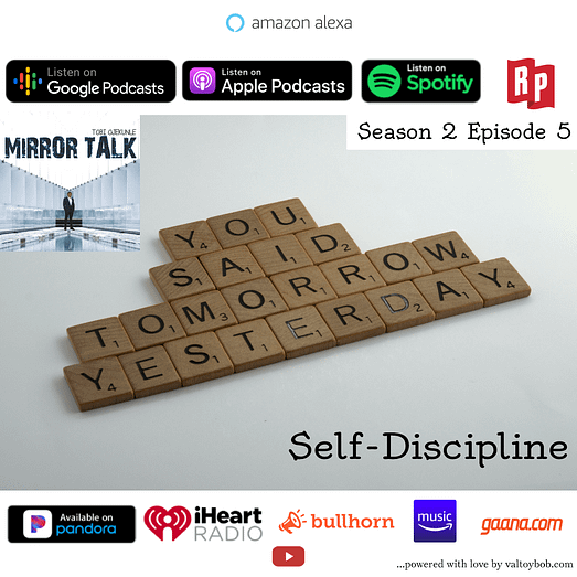 Self-Discipline Persisting Until You Reach Your Goals