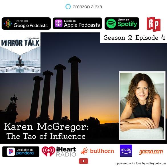 Karen McGregor: The Tao of Influence